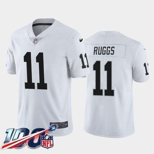 Las Vegas Raiders Henry Ruggs III White Jersey